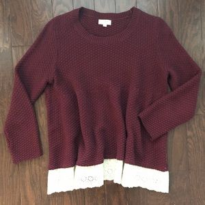 Umgee knit sweater